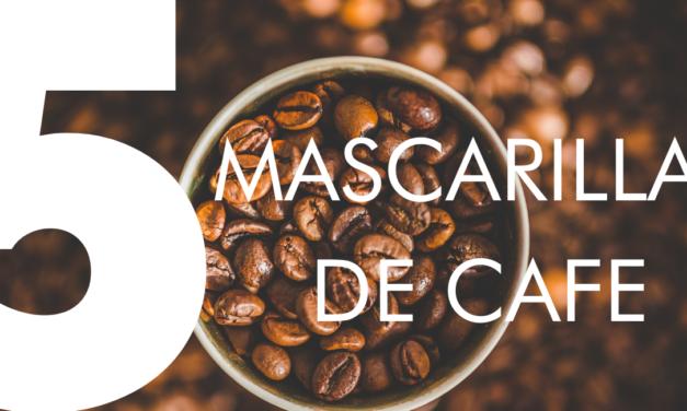 las 5 Mejores Mascarillas de Café que te mejorarán la piel