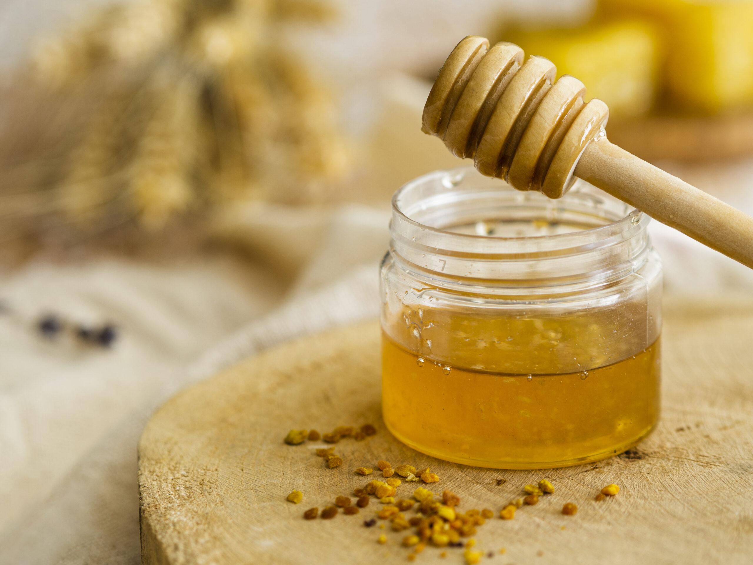 ¿Cómo se hace una mascarilla de miel efectiva?